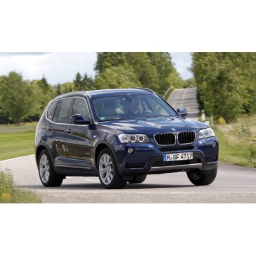 ALMA DO PARA-CHOQUE BMW X3 2012